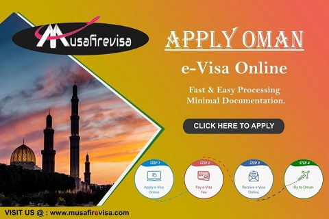 Fill and Submit an Oman visa application form